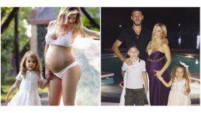 Evangelina Anderson contó que tendrá otra nena
