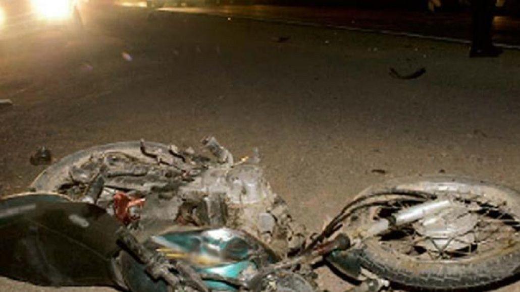 Tres heridos graves por un choque entre motos - Crédito: Diario Panorama