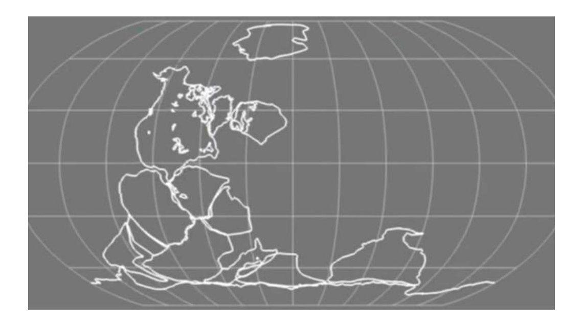 ¿Habrá un nuevo continente?