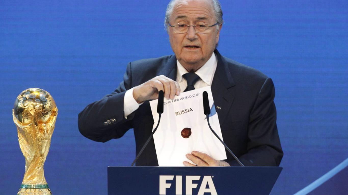 Por qué penalizarían a Rusia y le quitarían la organización del Mundial 2018