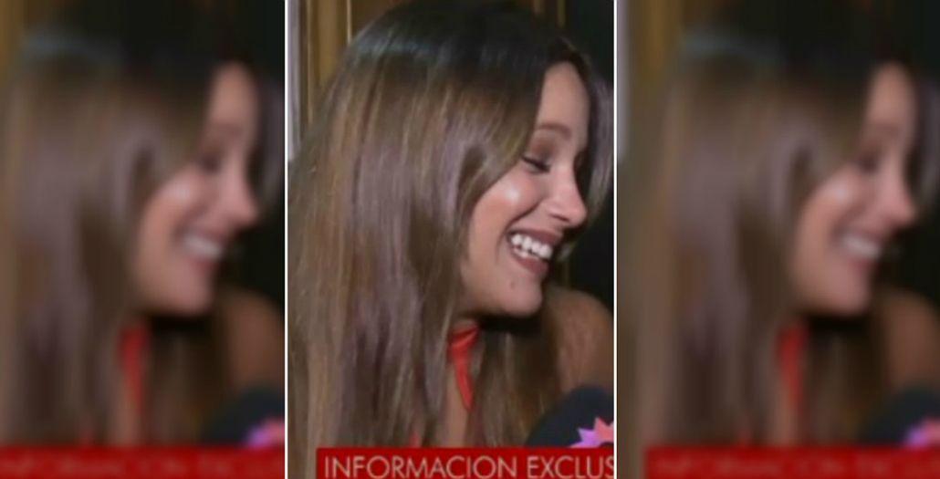 Barbie Vélez se rió de Laurita Fernández