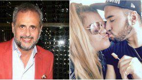 Jorge Rial, sobre el novio de Morena
