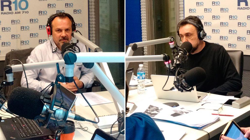Radio 10 sigue creciendo