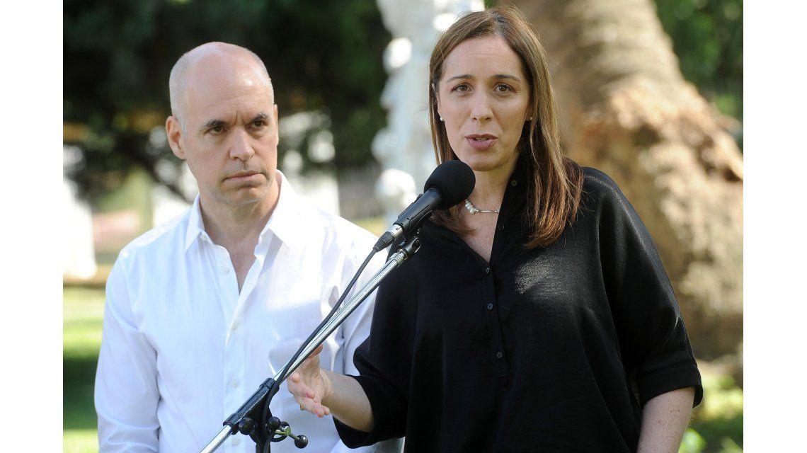 Vidal se defendió frente a las críticas de otros gobernadores