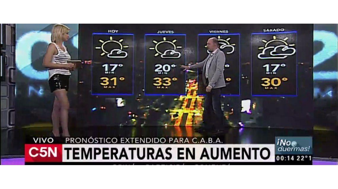 Pronóstico del tiempo del miércoles 11 de enero de 2017