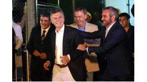 Macri inauguró una planta reductora de gas en Córdoba