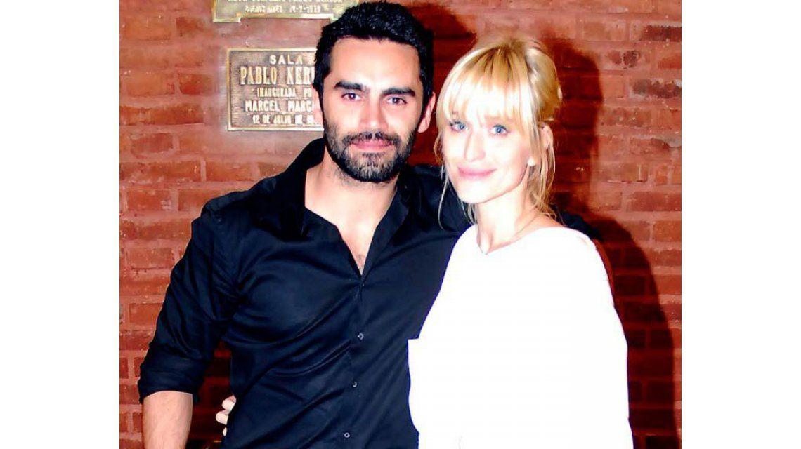 Brenda Gandini y Gonzalo Heredia esperan su segundo hijo