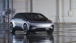 FF91, el auto eléctrico y autónomo más rápido del mundo