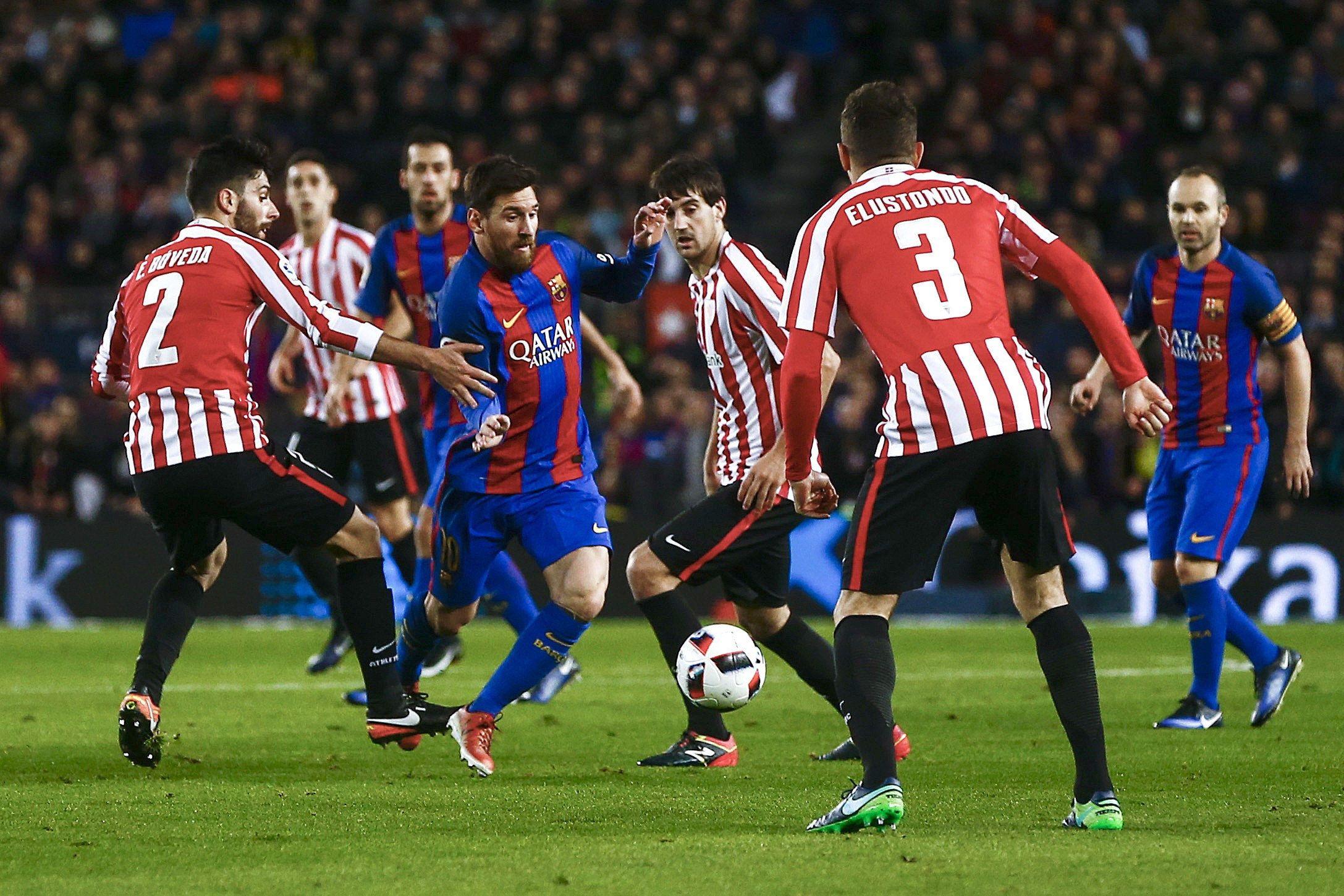 Barcelona le ganó por 3 a 1 al