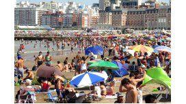 Mar del Plata, a la espera de más de turistas
