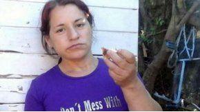 Esta era Andrea Sequeira, fue encontrada enterrada y está detenido su pareja