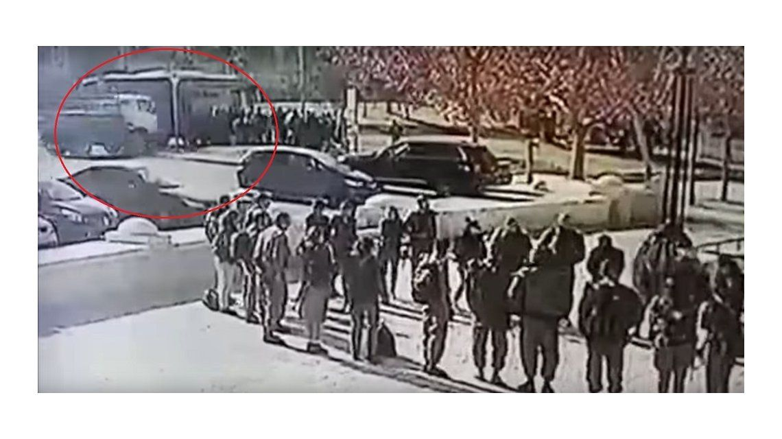 Atentado terrorista en Jerusalén