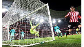 Barcelona y Bilbao juegan por la Copa del Rey
