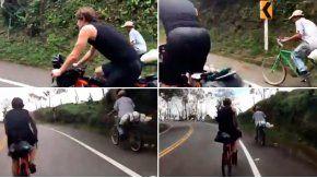 El hecho ocurrió en una ruta camino a Colombia