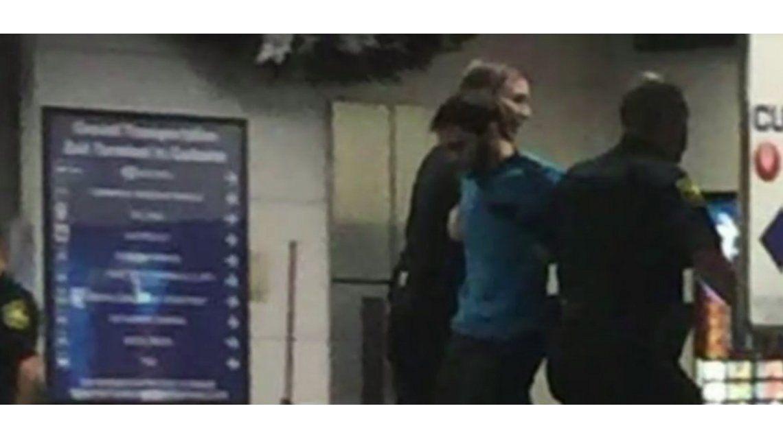 Detienen tirador del aeropuerto de Florida