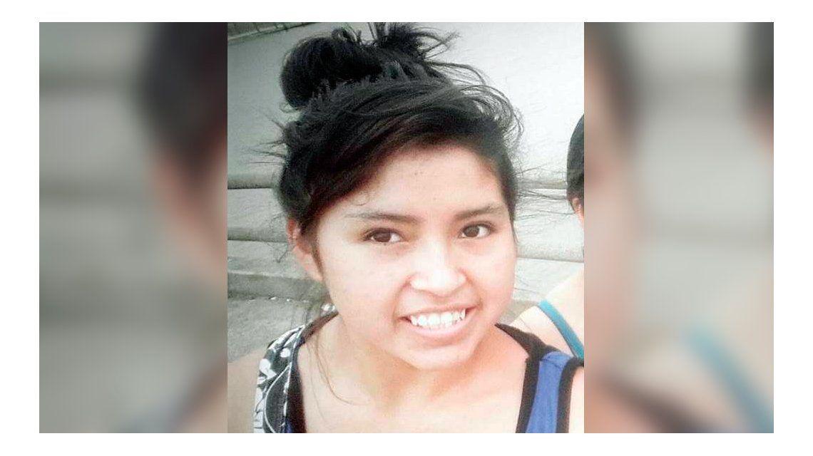 Elba Gutiérrez tiene 17 años