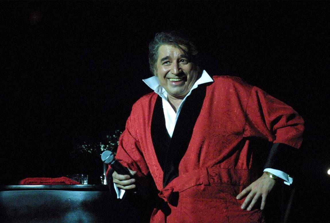 Sandro murió el 4 de enero de 2010
