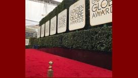 Se entregan los premios Globos de Oro