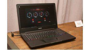 Odyssey, la primera computadora de Samsung dedicada al gaming