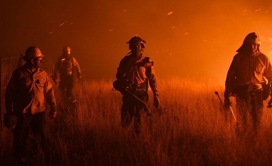 El fuego en La Pampa hizo estragos: habría 960.000 hectáreas quemadas