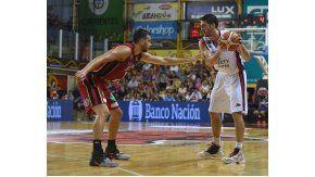 San Lorenzo se consagró en el Súper 4 de Básquet - Crèdito:@BasketArgentina