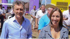 Macri, junto a Vidal