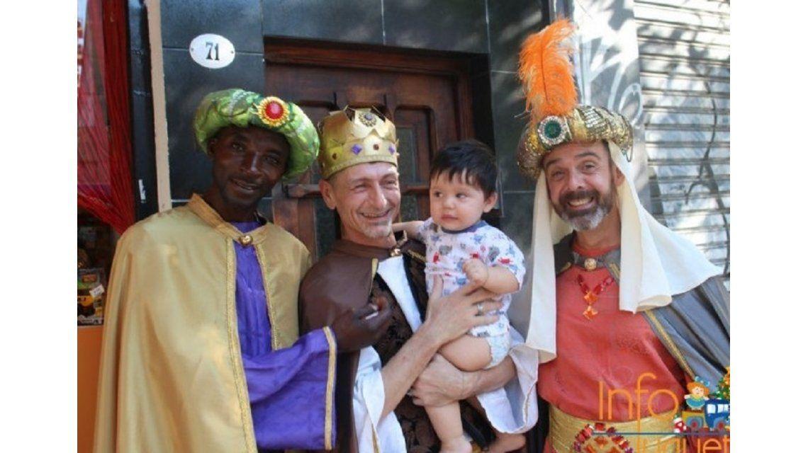 Los Reyes Magos recorrerán la Ciudad y recibirán cartitas