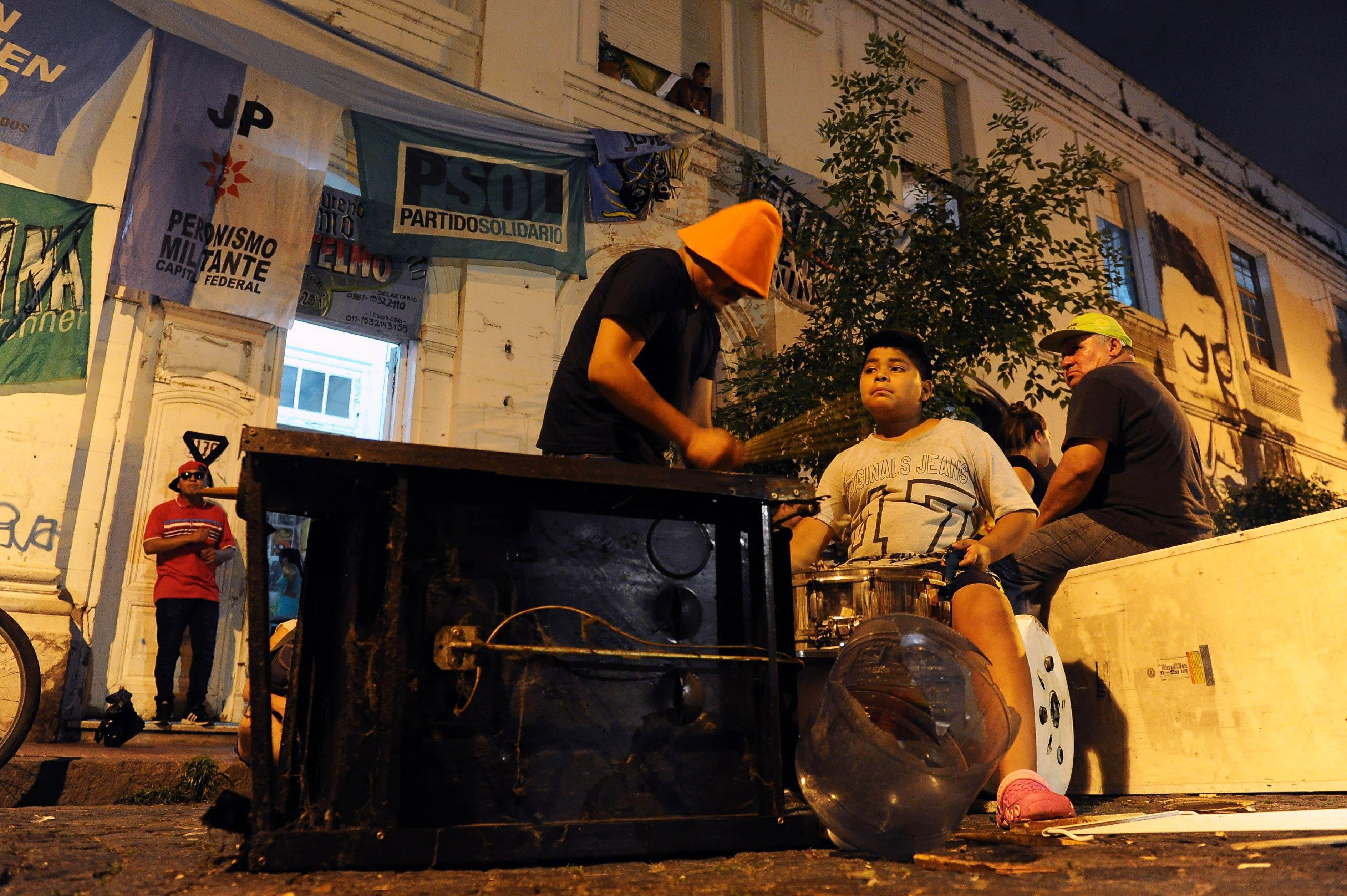 60 familias desalojadas en el ex Padelai