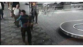 El ataque en el aeropuerto de Florida