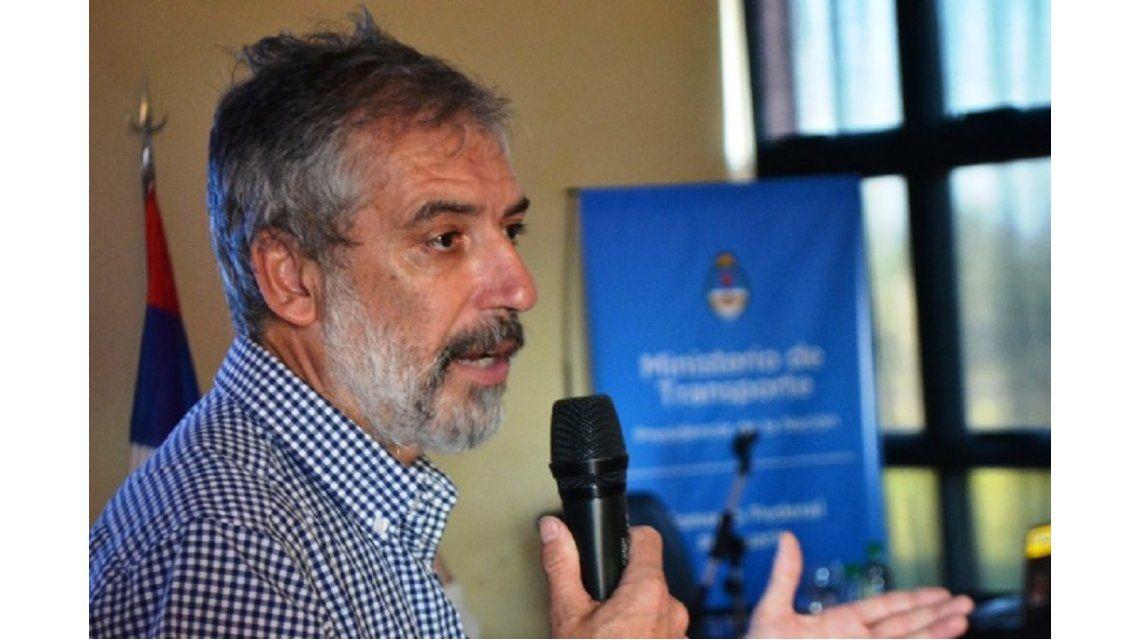 Gustavo Deleersnyder está acusado de evasión tributaria y lavado de activos