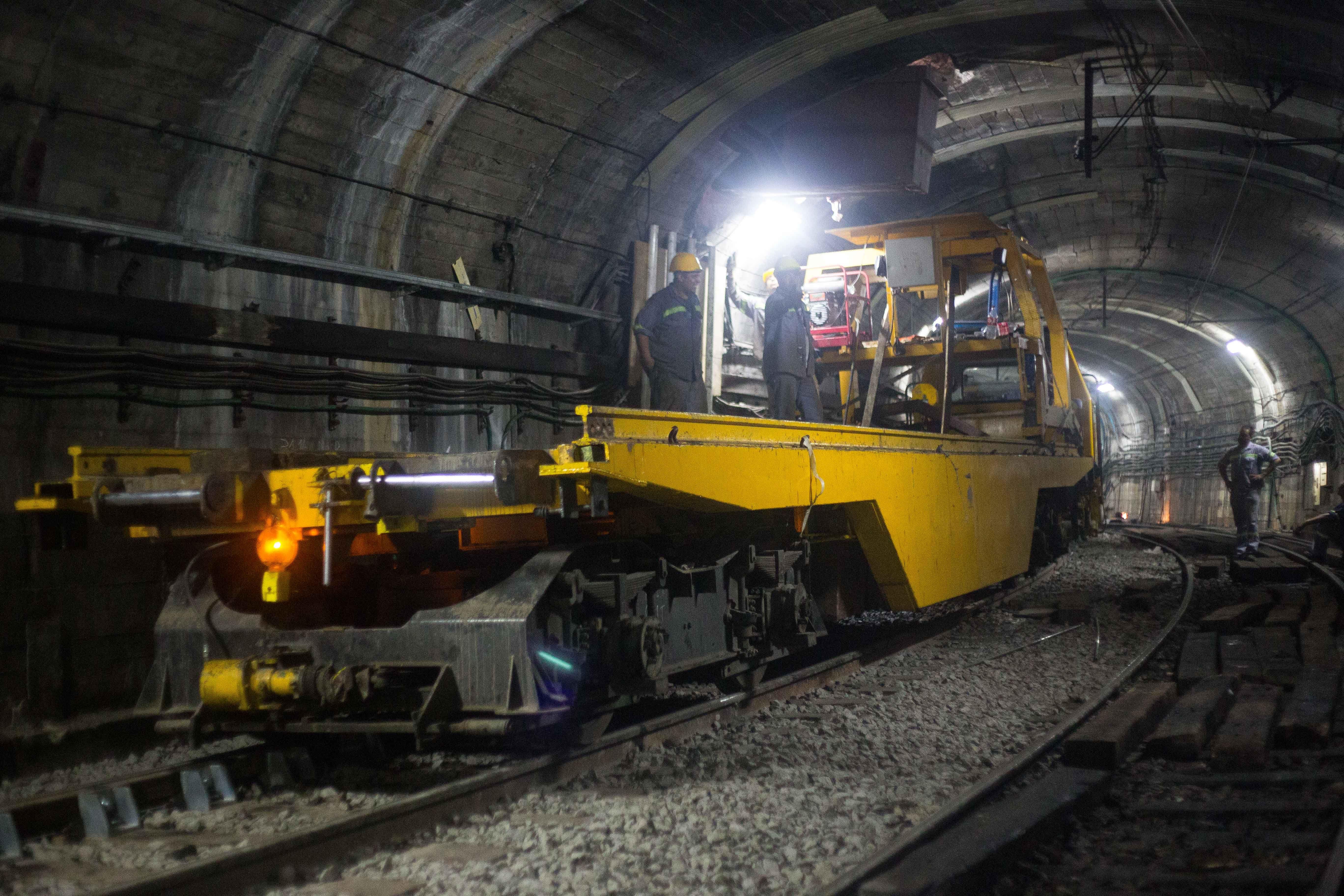 La estación de Constitución de la Línea C reabrirá recién el 1° de marzo