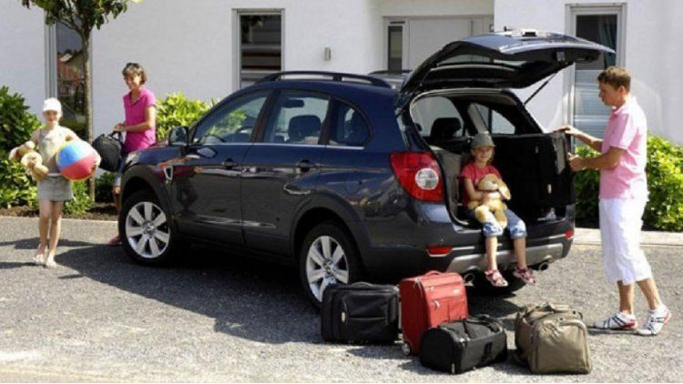 Consejos para viajar seguro con el auto en vacaciones