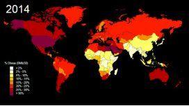 La obesidad avanza en el mundo