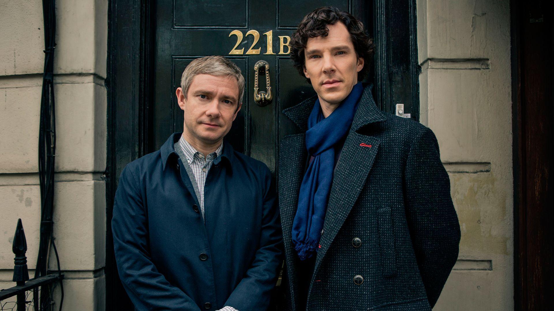 Vuelve Sherlock