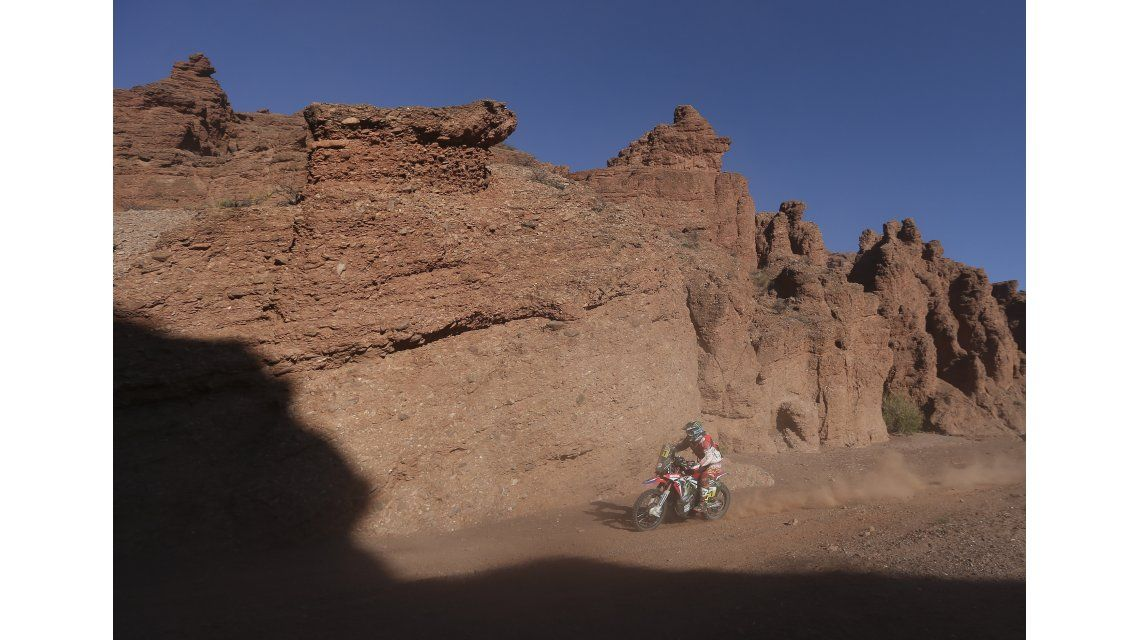 El español Barreda Bort se quedó con la tercera etapa del Dakar 2017