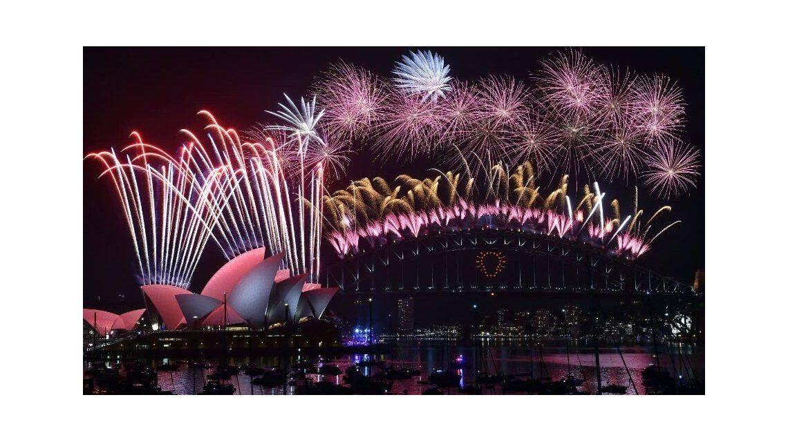 Festejo de Fin de Año en Australia