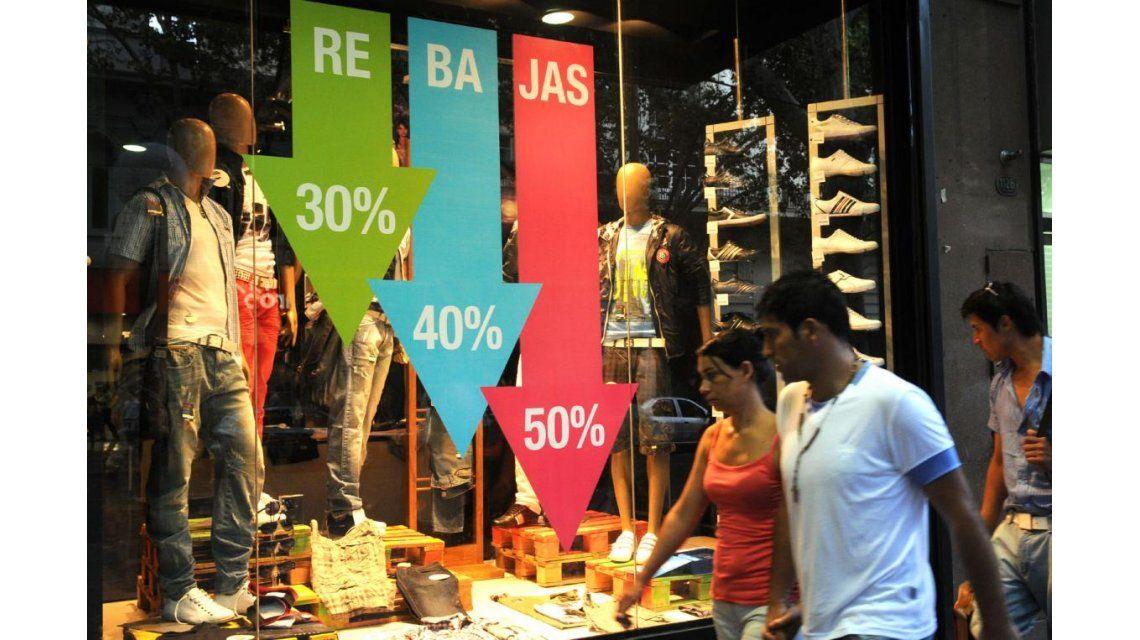 La recesión de profundiza y la actividad comercial se resiente