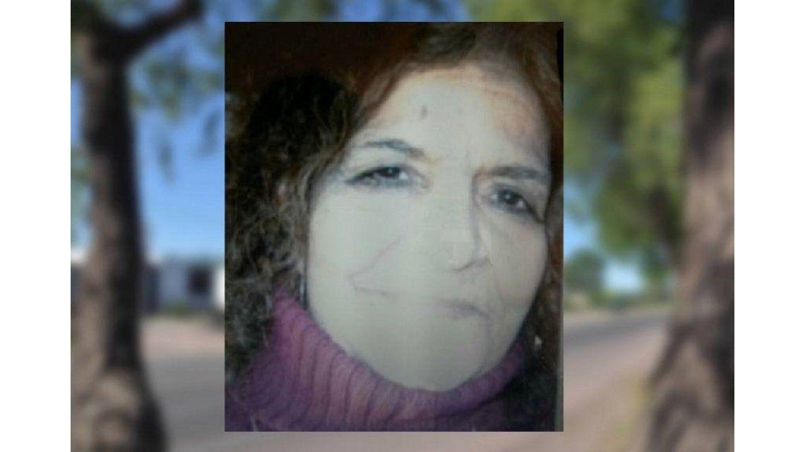 Dora Asen. Gentileza de Los Andes