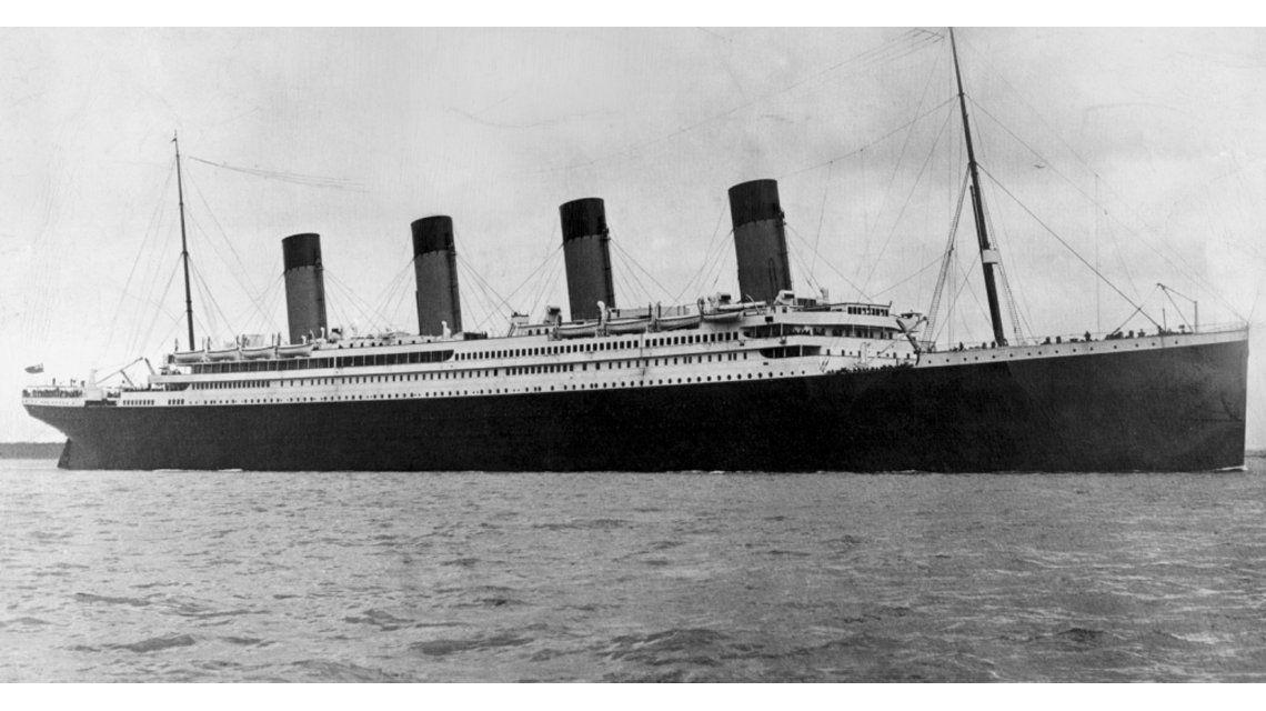 Nueva evidencia sobre el hundimiento del Titanic