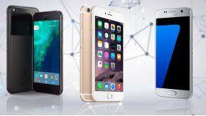 ¿Cuál fue el mejor smartphone del año?