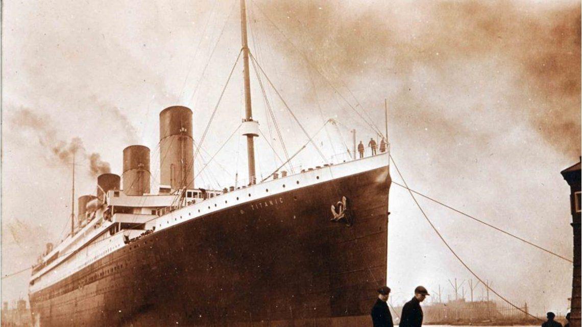 Nueva teoría sobre hundimiento del Titanic