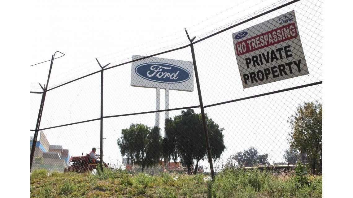 Ford no operará en México