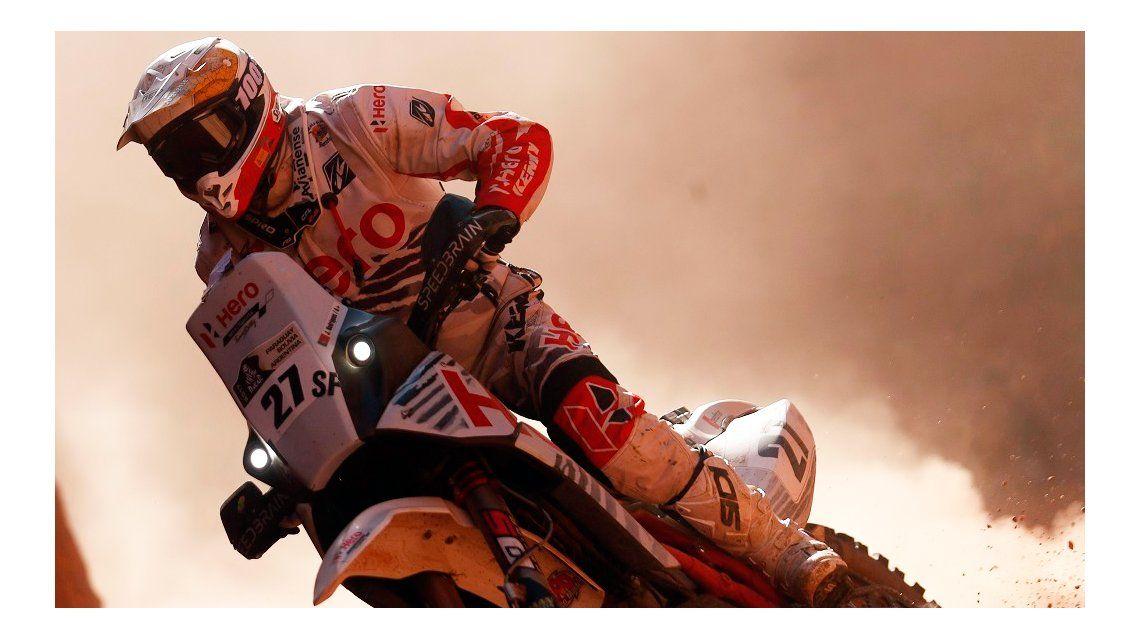 Cuarta etapa del Dakar
