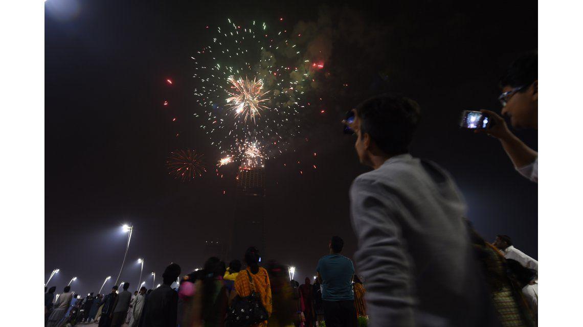 Festejo fin de año