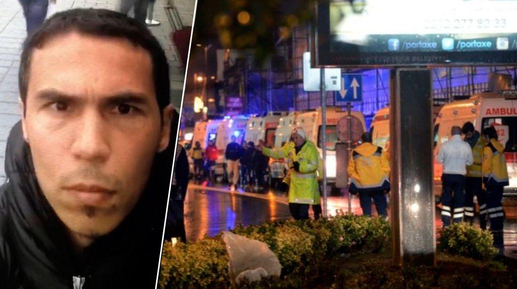 El sospechoso habría llegado a Turquia en noviembre de 2016