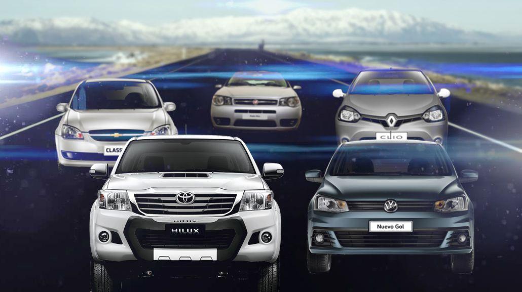 La costosa Toyota Hilux fue el 0km más vendido en 2016