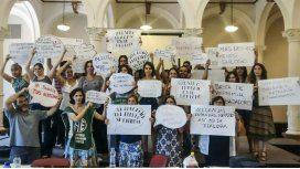 Los gremios denuncian 3 mil despidos, Educación admite sólo 200