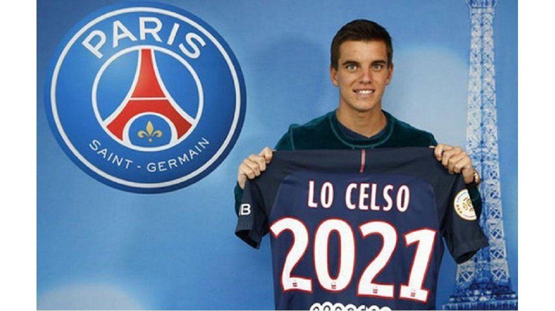 El rosarino tiene contrato con el PSG hasta 2021