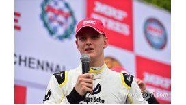 El hijo de Schumacher, por el sueño de la F1