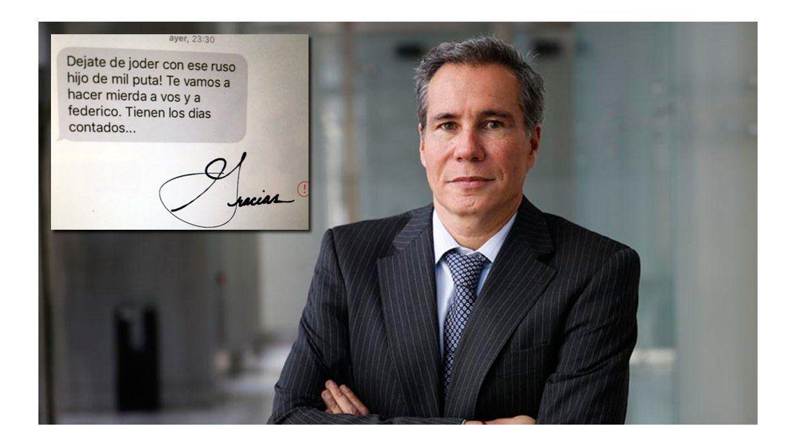 Amenazaron de muerte a Eduardo Taiano, el fiscal que investiga la muerte de Nisman